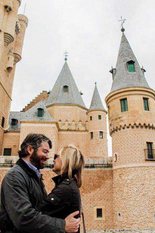 TOUR SEGOVIA ALCAZAR
