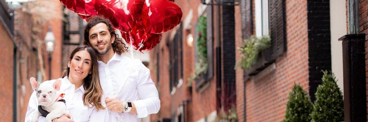 Couples Photo Shoot Boston - Photographer in Boston